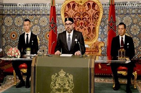 جلالة الملك يوجه خطابا ساميا غدا الأربعاء بمناسبة الذكرى الرابعة والأربعين للمسيرة الخضراء
