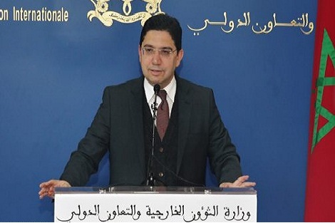 ناصر بوريطة: المغرب ينوه بثقة الاتحاد الأوروبي ويقدر عاليا التفاتته التضامنية
