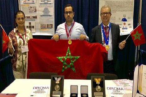 تتويج المغرب ب 3 ميداليات فضية و6 جوائز دولية في معرض سيليكون فالي للاختراعات بالولايات المتحدة الأمريكية