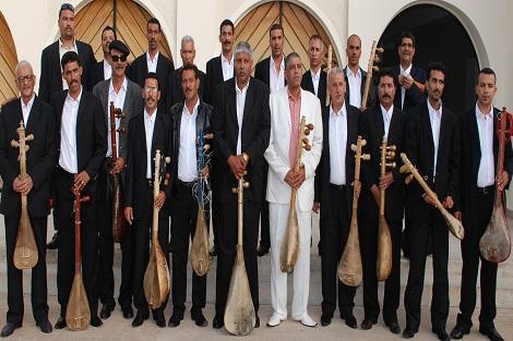 المهرجان الوطني للوتار في دورته التاسعة يكرم الشيخ جمال الزر هوني