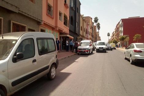 العثور على جثة طالب جامعي في ظروف غامضة بمدينة سطات