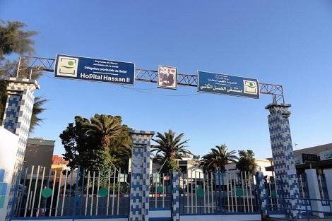 عامل إقليم سطات في زيارة تقفدية مفاجئة للمستشفى الإقليمي الحسن الثاني بسطات