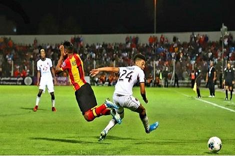 كأس محمد السادس للأندية العربية.. أولمبيك آسفي في دور الربع بتغلبه على الترجي التونسي بالضربات الترجيحية 4-2