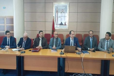 الأكاديمية الجهوية للدار البيضاء سطات تعقد ندوة صحفية على هامش انعقاد المجلس الإداري