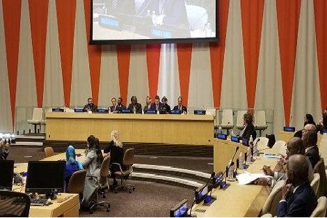 ندوة بنيويورك تسلط الضوء على الدور الهام للمغرب في تعزيز السلام والأمن في إفريقيا