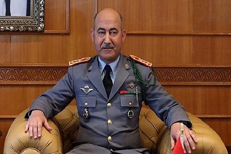 الجنرال دوكور دارمي المفتش العام للقوات المسلحة الملكية يستقبل رئيس أركان القوات البرية الباكستانية
