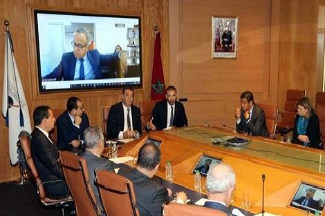 فيروس كورونا ..الاتحاد العام لمقاولات المغرب يعي جيدا مسؤوليته في الحفاظ على مناصب الشغل و المقاولات