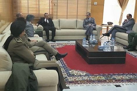 كوفيد 19 : اجتماع تنسيقي ببني ملال لتفعيل العمل المشترك بين المنظومة الطبية العسكرية ومديرية الصحة