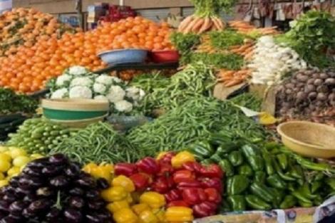 الأسواق مزودة بشكل جيد والعرض يغطي الحاجيات من كل المواد والمنتجات لشهر رمضان