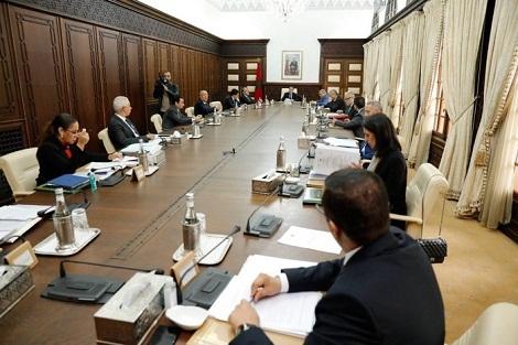 مجلس الحكومة يصادق على مشروع مرسوم بقانون يتعلق بسن أحكام خاصة بحالة الطوارئ الصحية وإجراءات الإعلان عنها