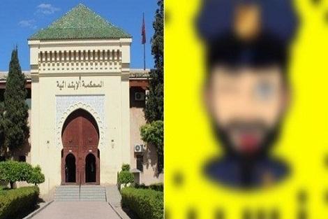 """قضية """"حمزة مون بيبي"""".. إيداع ابتسام ب. رهن الاعتقال الاحتياطي بسجن مراكش"""