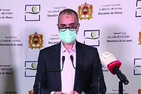 فيروس كورونا: 191 حالات إصابة جديدة بالمغرب خلال الـ24 ساعة الماضية ترفع الحصيلة الاجمالية إلى 3046 حالة