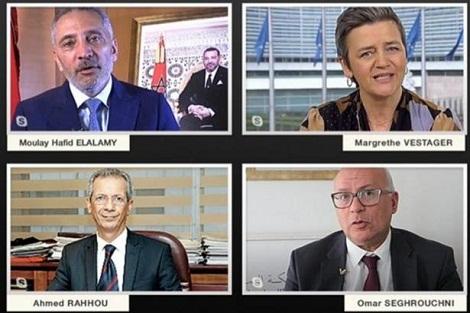 مرحلة ما بعد فيروس كورونا.. المغرب والاتحاد الأوروبي يستكشفان آفاق الشراكة