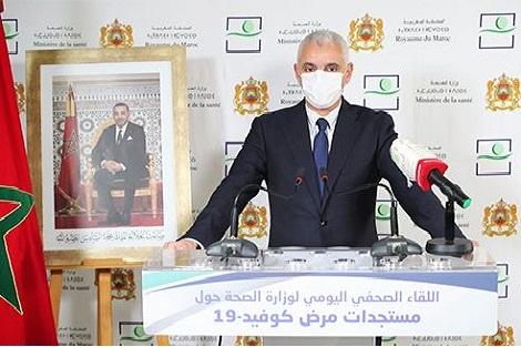 وزير الصحة: التدابير المتخذة لصد وباء كورونا المستجد جنبت المغرب الأسوأ
