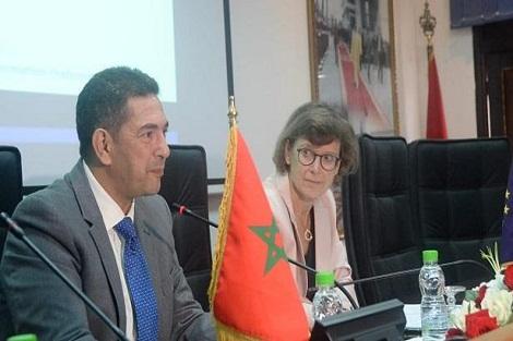 التعاون المغربي الأمريكي.. أمزازي يسلط الضوء على أهمية التكنولوجيات التربوية