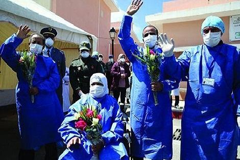 المستشفى الجامعي لفاس: تعافي طبيبين أصيبا بكوفيد 19