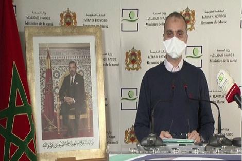 فيروس كورونا: 116 حالة إصابة جديدة بالمغرب خلال الـ24 ساعة الماضية ترفع الحصيلة الاجمالية إلى 1661 حالة