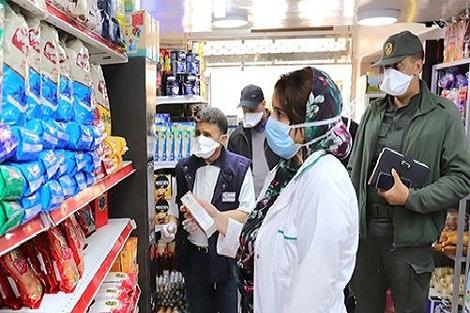 تسجيل 417 مخالفة في مجال الأسعار وجودة المواد الغذائية من فاتح إلى 22 أبريل الجاري