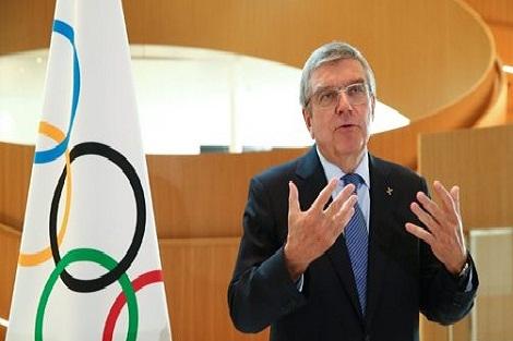 """أولمبياد طوكيو .. التأجيل سيكلف اللجنة الأولمبية الدولية """"مئات الملايين من الدولارات"""" (توماس باخ)"""