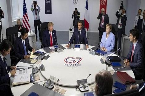 ترامب يعلن إرجاء قمة مجموعة السبع ودعوة دول أخرى للانضمام إليها