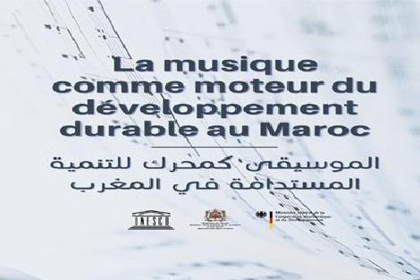 """الرباط.. اليونيسكو تطلق مشروع """"الموسيقى كمحرك للتنمية المستدامة في المغرب"""""""